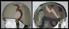 F  1 (Un) x Couvre casque GENTEX pour TBH (lightweight ACH) / US helmet cover