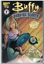 Btvs Buffy the Vampire Slayer Wizard 1/2 with Coa Certificate of Authenticity 1B