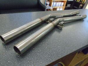 Triumph STAG ** EXHAUST TAILPIPE STAINLESS STEEL ** New Standard Bore