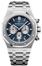 Audemars Piguet Royal Oak Chronograph 41mm Blue Dial Steel 26331ST.OO.1220ST.01