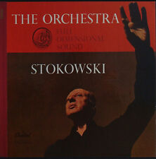 "Stokowski: ""The Orchestra - Full Dimensional Sound"": Capitol SSAL 8385 (box set)"