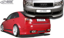 RDX Bodykit Audi A4 8E B6 Limo Spoiler-Set Front Heck Ansatz Seitenschweller