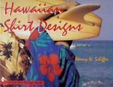 New HAWAIIAN SHIRT DESIGNS by Nancy Schiffer - Rayon
