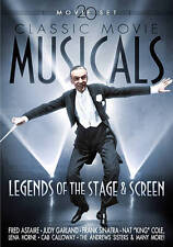 Classic Movie Musicals-Legends of Stage & Screen DVD