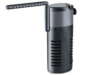 mini cascata filtro interno per acquario 3 W pompa filtro interno per acquari filtro per acquari Cikonielf spina europea