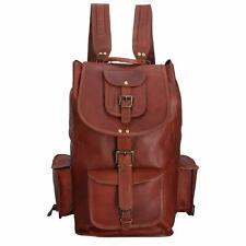 Bags Satchel Laptop Rucksack Vintage free spirit Backpack Leather Messenger