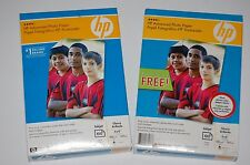 """Hewlett Packard HP Advanced Photo Paper Glossy 4"""" x 6"""" (Two Boxes of 100) Q6638A"""