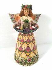 Jim Shore Heartwood Creek Angel Of Generosity Figurine