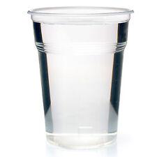 Bierbecher Ausschankbecher 0,5l Trinkbecher mit Schaumrand 500 Plastikbecher