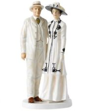 Earl and Lady Grantham HN5842 Royal Doulton Downton Abbey Figurine Boxed