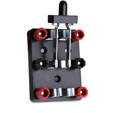 Knife Switch Double Pole Double Throw DPDT Forward Reverse for Experiment Test