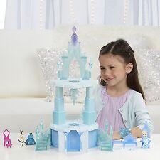 Disney Frozen Little Kingdom Elsa's Magical Rising Castle #oo