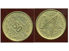 MAROC 50 centimes 1945 / 1364   ( bis )