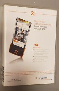 Sierra Wireless AirCard 875 Cingular 3G Laptop Connect Card