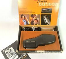 Vintage 70's Retro Norelco Razor-Cut Electric Hair Trimmer HP-2503 - Works Great