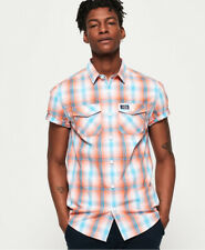 Superdry Mens Washbasket Short Sleeve Shirt