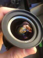 SLR Magic 8mm f4 super wide angle lens for m4/3
