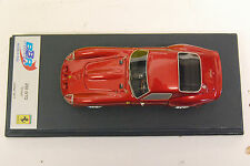 1/43 BBR Ferrari 250 GTO - Special limited edition store exclusive metallic red