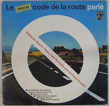 Le nouveau Code de la Route parlé 33 tours