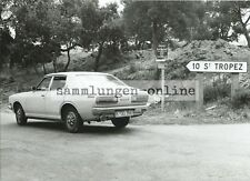 datsun 180B SUD DE LA FRANCE PHOTOGRAPHIE PHOTO AUTO AUTOMOBILE PRESSE
