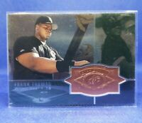 1998 SPx Finite Baseball Card #150 Frank Thomas SF /7000 Chicago White Sox HOF