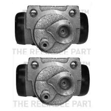 2 NK Cylinder Rear Renault Clio I