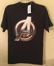 Nwt Marvel Avengers Age Of Ultron T Shirt Men's Multicolor Size Small