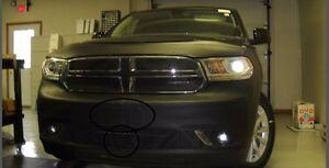Lebra Front End Cover Bra Mask Fits Dodge Durango (Exc. R/T & Rallye) 2014-2020