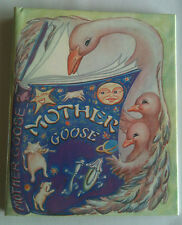 """Children's Personalized Book, """"Mother Goose"""", Gift for Birthday"""