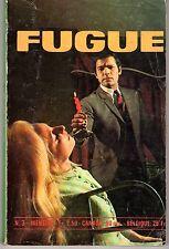 FUGUE 3 (ROMAN PHOTO POLICIER LIGNEE SATANIK)  1969