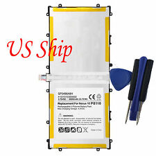 Replace Battery SP3496A8H For Samsung Google Nexus 10 GT-P8110 HA32ARB Tab US