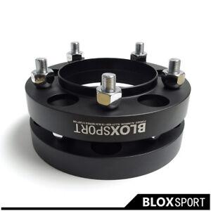 "(2pc 25mm) 1inch PCD5x5.5"" Hub Wheel Spacers for Daihatsu Rocky Jeep CJ7 Adapter"