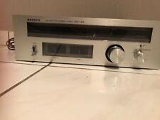Sanyo FMT 30L   Stereo Tuner