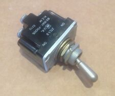 HONEYWELL  2TL1-3 Toggle Switch, TL Series, DPST, On-On  MS24524-23.