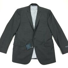 NEW Brooks Brothers Men's Explorer Regent Fit Wool Blazer Jacket Gray • Size 42R