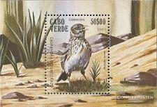 Kaap Verde Blok 4 (compleet.Kwestie.) postfris MNH 1981 Vogels