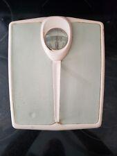 Vintage Pink Chatham Flat Bathroom Standing Scales