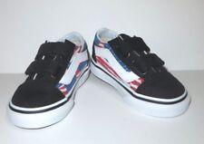 New Vans Toddler Boys Old Skool V Canvas Athletic Shoes US 5 UK 6 EU 21