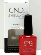 CND Shellac Gel Color 0.25fl.oz WILD EARTH Collection 92445- Element