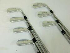 New Titleist RH 716 MB Iron set 4-PW Dynamic Gold S300 Stiff irons