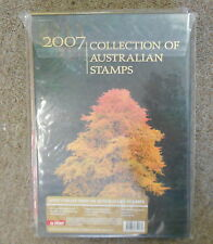 2007 Australia Post Deluxe STAMP YEAR Album Collection, With Stamps. MUH