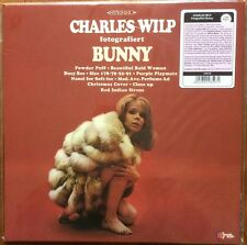 CHARLES WILP Fotografiert Bunny 1965 Mod lounge jazz REED. 2016 LP + 45 tours ►♬