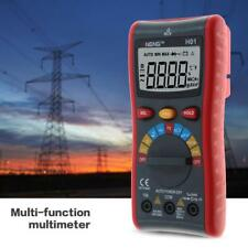 ANENG Auto Range Digital Multimeter Backlight AC/DC Ammeter Voltmeter Ohm Meter