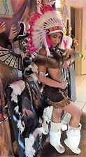 Federhaube, War Bonnet, Indian headdress, Coiffe indienne,Pocahontas,Winnetou