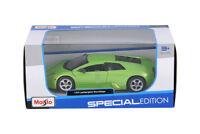 1:24 GREEN LAMBORGHINI MURCIELAGO MAISTO Diecast Model Car NIB