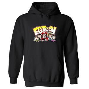 FGTEEV Hoodie Gurkey FUNnel Vision Family Gaming Team Youth Christmas Hoodies