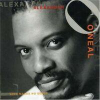 Alexander O'Neal - Love Makes No Sense, CD