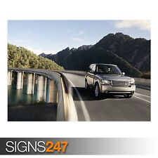 RANGE ROVER CAR 26 Photo Picture Poster Print Art A0 to A4 AC755 CAR POSTER