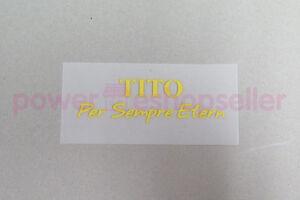 Barcelona tribute Per Sempre Etern TITO Match detail Badge/Patch