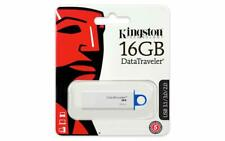 New Kingston G4 16GB/ 32GB/ 64GB USB 3.0 Pen Drive Data Traveler free shipping
